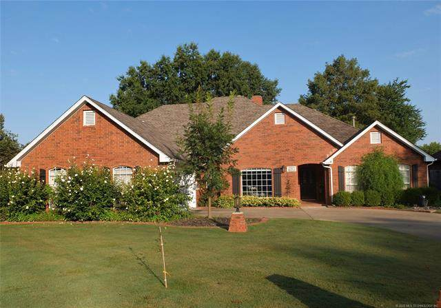 2507 Bacon Court, Muskogee, OK 74403 (MLS #2034982) :: Hopper Group at RE/MAX Results