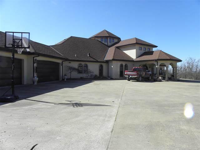 19490 S Westwood Drive, Tahlequah, OK 74464 (MLS #2035004) :: RE/MAX T-town
