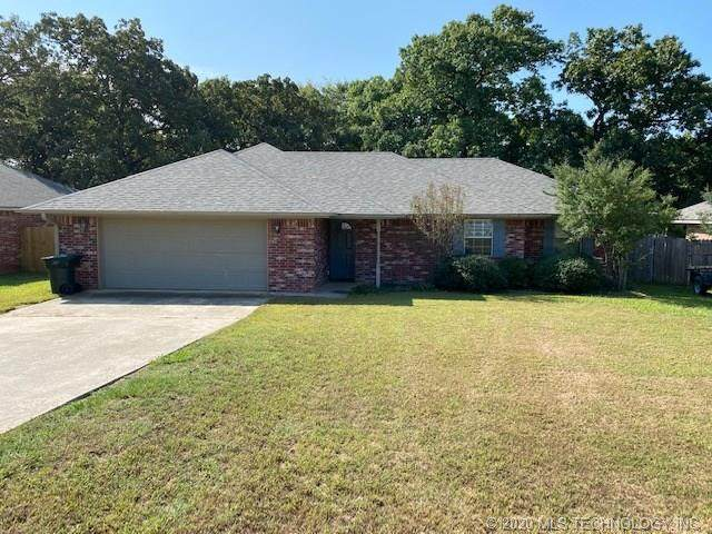 215 Northridge, Durant, OK 74701 (MLS #2035016) :: Active Real Estate