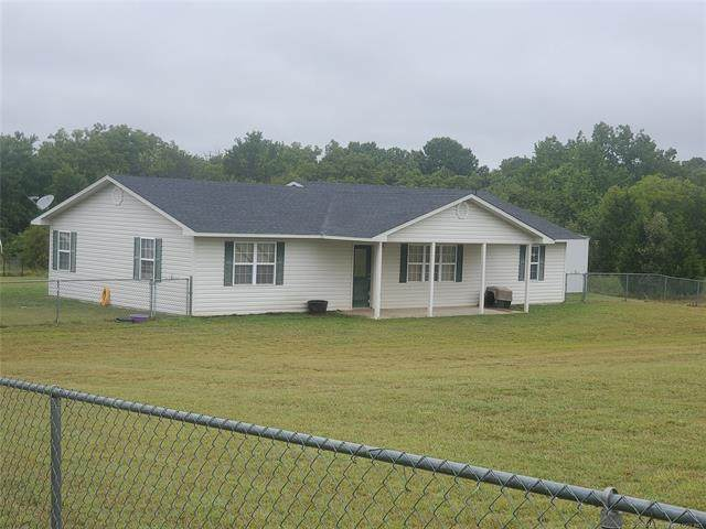 17536 Highway 177, Stratford, OK 74872 (MLS #2035032) :: Hopper Group at RE/MAX Results
