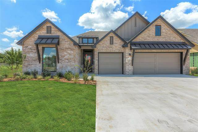106 W 53rd Street, Sand Springs, OK 74063 (MLS #2035141) :: Hopper Group at RE/MAX Results