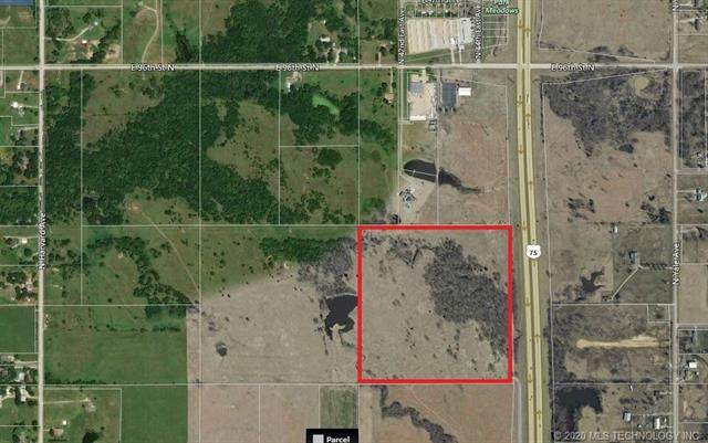 Hwy 75, Sperry, OK 74073 (MLS #2035196) :: Hopper Group at RE/MAX Results