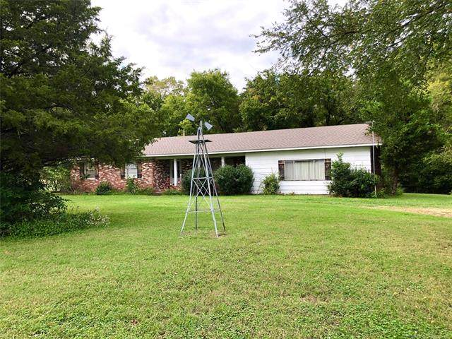 1603 E Allen Road, Tahlequah, OK 74464 (MLS #2035218) :: Active Real Estate