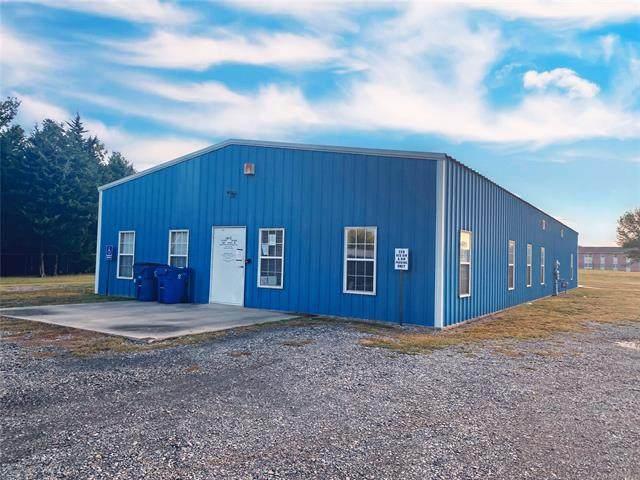 1602 N D, Mcalester, OK 74501 (MLS #2035219) :: House Properties