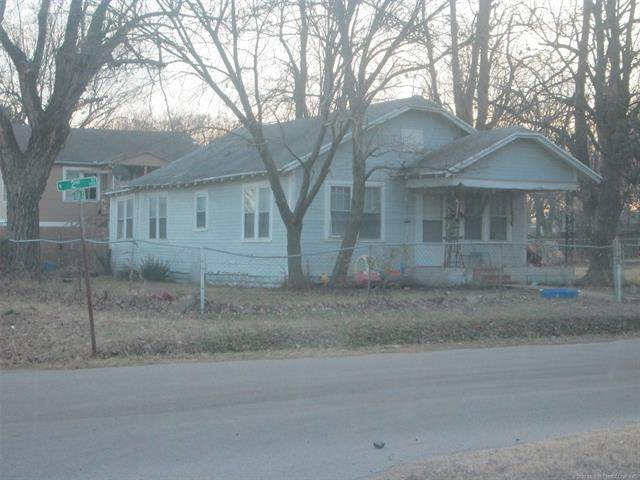 701 W 2nd Street, Ada, OK 74820 (MLS #2035237) :: RE/MAX T-town