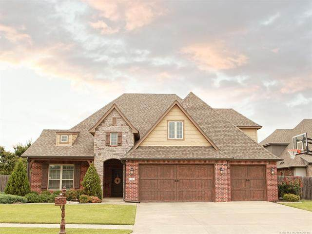 6803 E 125th Street S, Bixby, OK 74008 (MLS #2035239) :: Hopper Group at RE/MAX Results