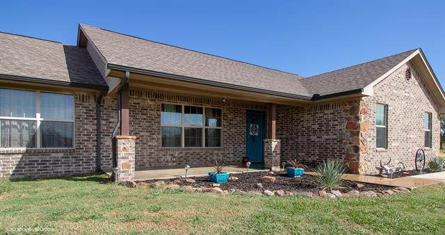 327 E Forest Lane, Durant, OK 74701 (MLS #2035248) :: Active Real Estate