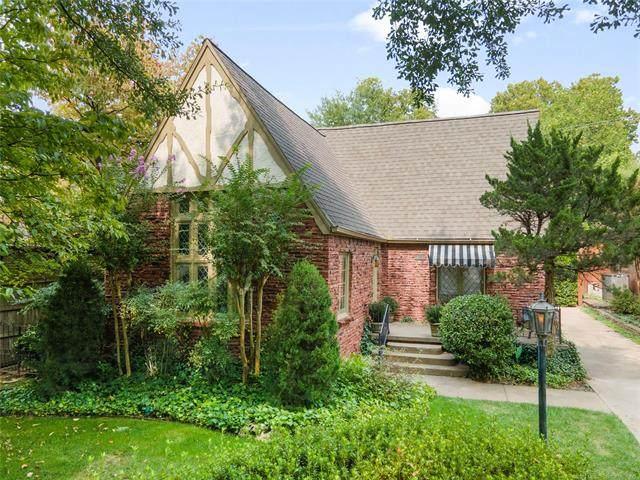 1247 E 29th Street, Tulsa, OK 74114 (MLS #2035296) :: Active Real Estate