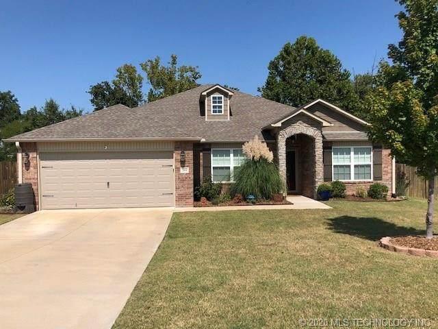 2804 W Huntsville Street, Broken Arrow, OK 74011 (MLS #2035303) :: Active Real Estate