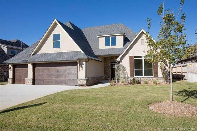 12814 S Birch Street, Jenks, OK 74037 (MLS #2035327) :: Hometown Home & Ranch