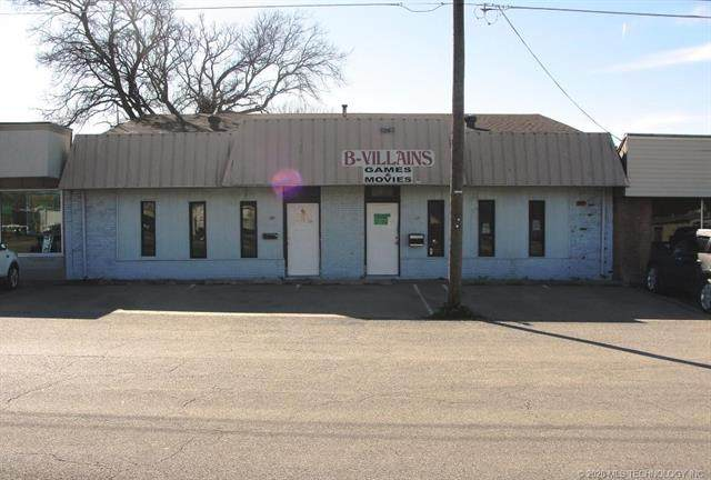 123 NE Washington Boulevard, Bartlesville, OK 74006 (MLS #2035328) :: Active Real Estate