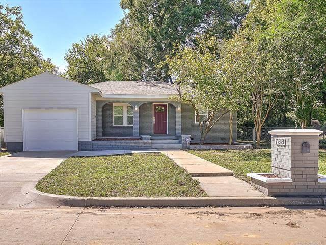 788 E Seminole Place, Tulsa, OK 74106 (MLS #2035351) :: 918HomeTeam - KW Realty Preferred