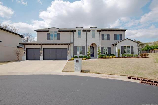 12002 S Kingston Place, Tulsa, OK 74137 (MLS #2035358) :: Hometown Home & Ranch