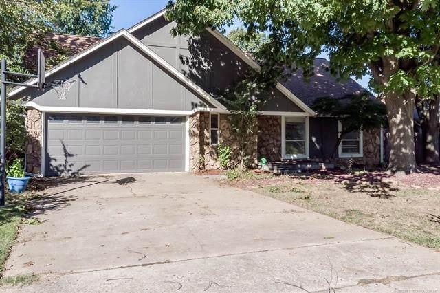 7708 S 78th East Avenue, Tulsa, OK 74133 (MLS #2035363) :: RE/MAX T-town
