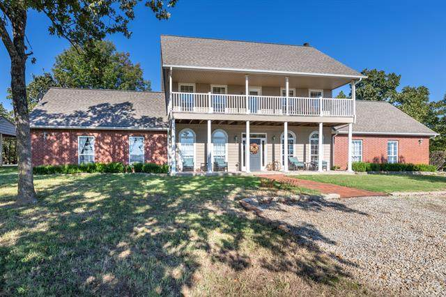33066 W 13th Street N, Mannford, OK 74044 (MLS #2035390) :: Hometown Home & Ranch