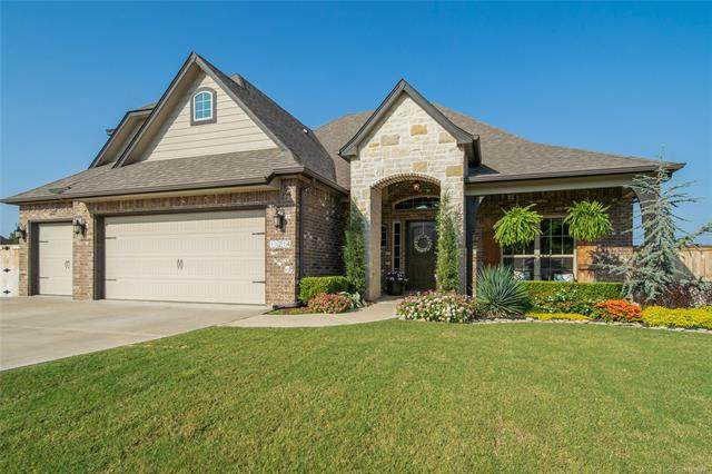 11214 S 210th East Avenue, Broken Arrow, OK 74014 (MLS #2035397) :: Active Real Estate