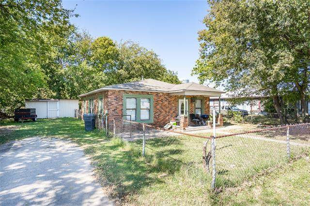 613 F Street SW, Ardmore, OK 73401 (MLS #2035407) :: Hometown Home & Ranch