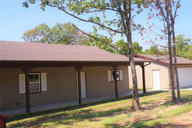 107 Maple Circle, Sand Springs, OK 74063 (MLS #2035447) :: Hopper Group at RE/MAX Results