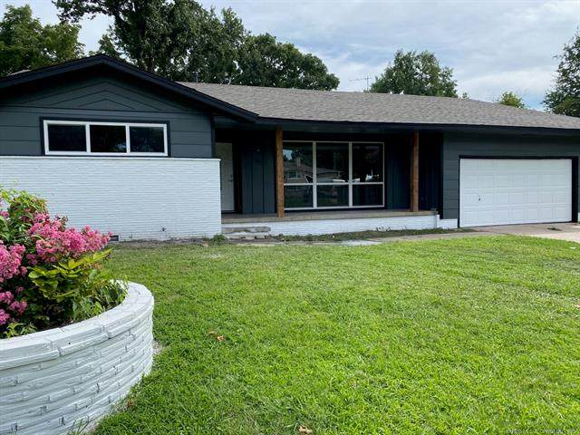 4520 E 38TH PL Place, Tulsa, OK 74135 (MLS #2035470) :: Hopper Group at RE/MAX Results