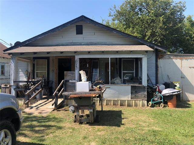 203 S Donehoo Street, Kingston, OK 73439 (MLS #2035474) :: Hometown Home & Ranch
