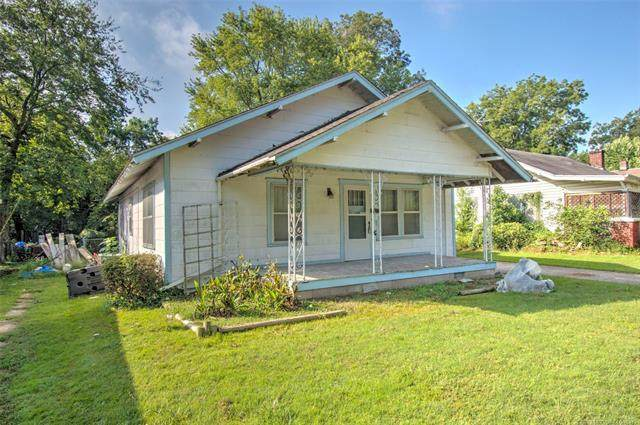 2425 Columbus Avenue, Muskogee, OK 74401 (MLS #2035479) :: Hopper Group at RE/MAX Results