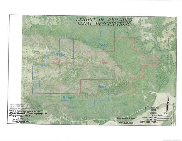 Rural Route, Porum, OK 74455 (MLS #2035489) :: Active Real Estate