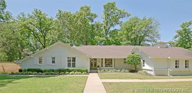 5204 S Sandusky Avenue, Tulsa, OK 74135 (MLS #2035495) :: RE/MAX T-town