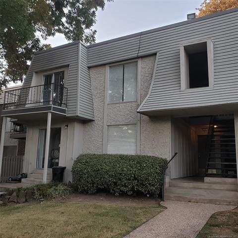 4630 E 68th Street #287, Tulsa, OK 74136 (MLS #2035542) :: RE/MAX T-town