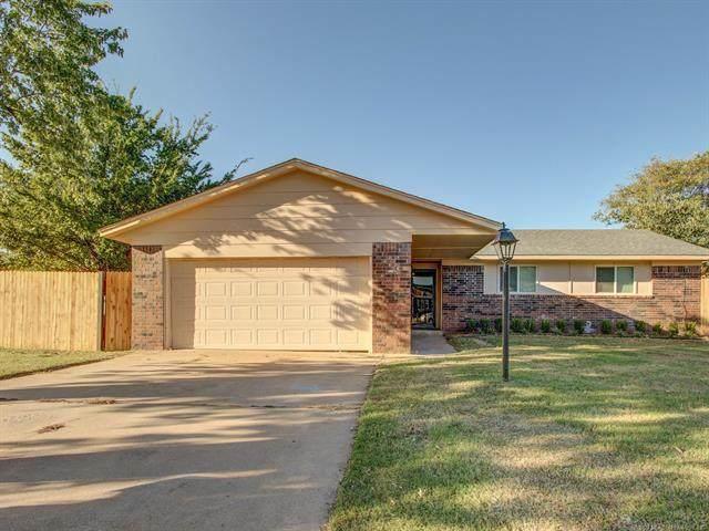 539 W F Street, Jenks, OK 74037 (MLS #2035547) :: Active Real Estate