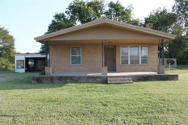 30 E Morris, Mcalester, OK 74501 (MLS #2035560) :: Hometown Home & Ranch