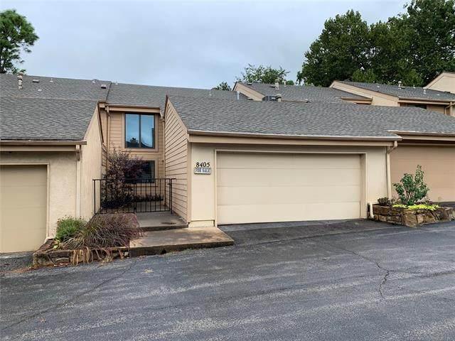 8405 S College Avenue #72, Tulsa, OK 74137 (MLS #2035566) :: Hometown Home & Ranch