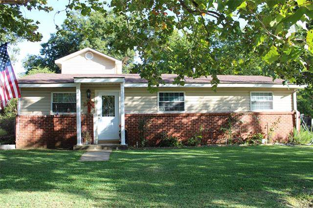 608 N 3rd Street, Calera, OK 74730 (MLS #2035580) :: Active Real Estate