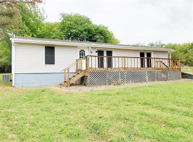 3148 W Heather Lane, Hulbert, OK 74441 (MLS #2035588) :: Active Real Estate