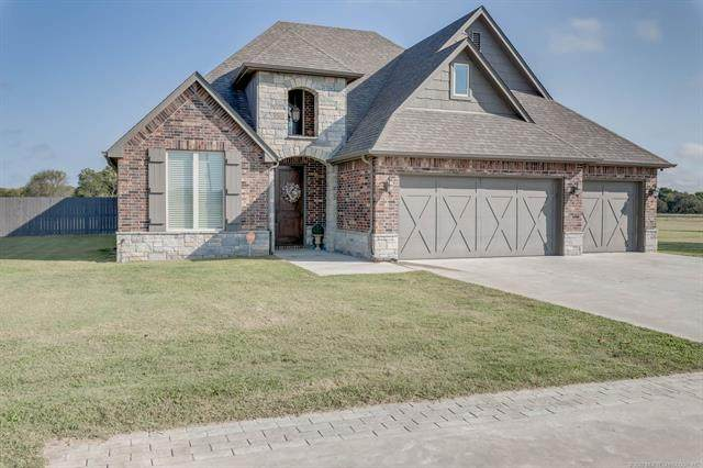 20530 W Haskell Road, Haskell, OK 74436 (MLS #2035636) :: Active Real Estate