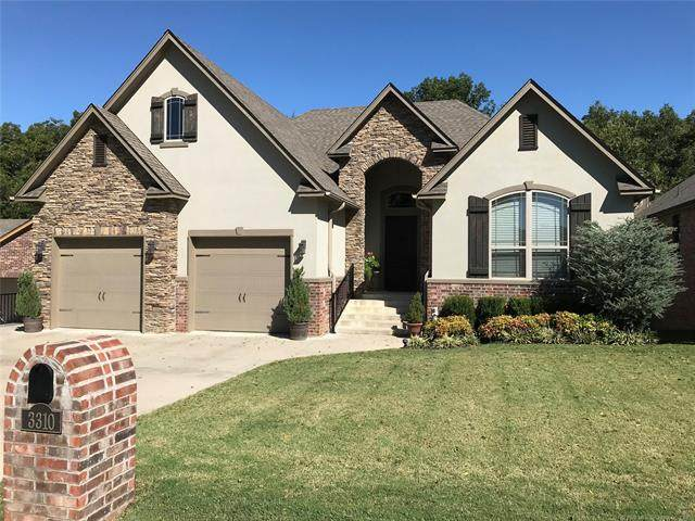 3310 Harbour Town Place, Claremore, OK 74019 (MLS #2035640) :: Hometown Home & Ranch