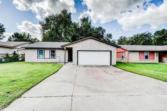 3130 S 214th Avenue E, Broken Arrow, OK 74014 (MLS #2035691) :: Hometown Home & Ranch