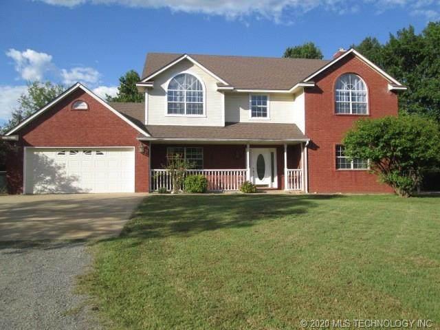 2000 Woodbine Court, Muskogee, OK 74403 (MLS #2035700) :: Hometown Home & Ranch