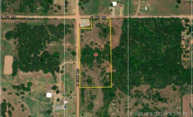 0 830 Road, Stroud, OK 74079 (MLS #2035718) :: Active Real Estate