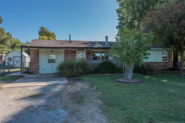 14973 S 301st East Avenue, Coweta, OK 74429 (MLS #2035726) :: Active Real Estate