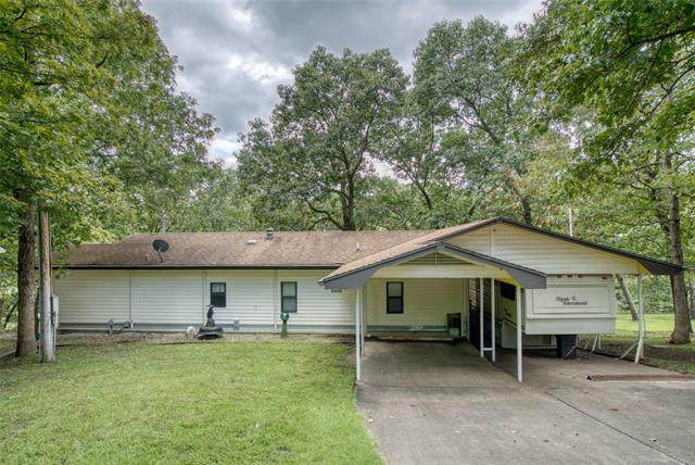 453799 E 315th Road, Afton, OK 74331 (MLS #2035729) :: Active Real Estate