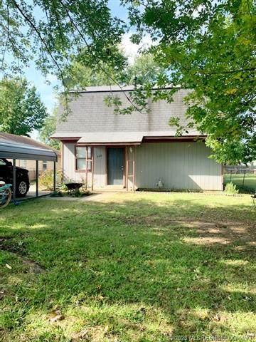 206 D. Street SE, Inola, OK 74036 (MLS #2035731) :: Hometown Home & Ranch