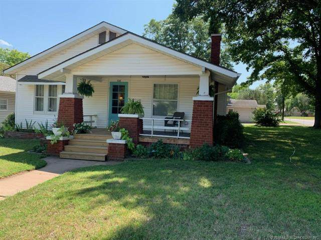 326 W 7th Avenue, Bristow, OK 74010 (MLS #2035764) :: Hometown Home & Ranch