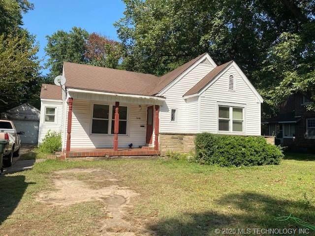 2608 Columbus Street, Muskogee, OK 74401 (MLS #2035775) :: Active Real Estate