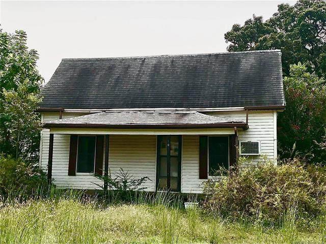 909 N 6th Street, Quinton, OK 74561 (MLS #2035781) :: Hometown Home & Ranch