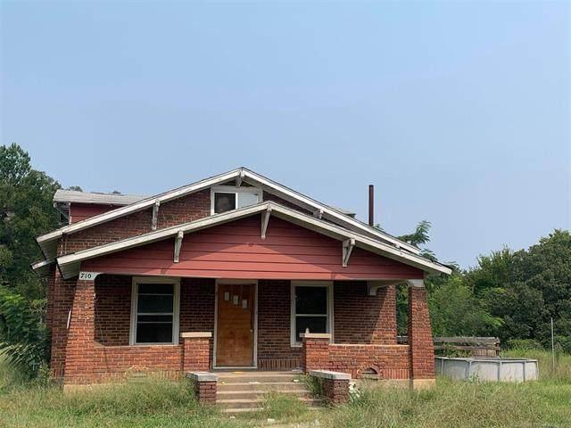 710 N 7th Street, Quinton, OK 74561 (MLS #2035785) :: Active Real Estate