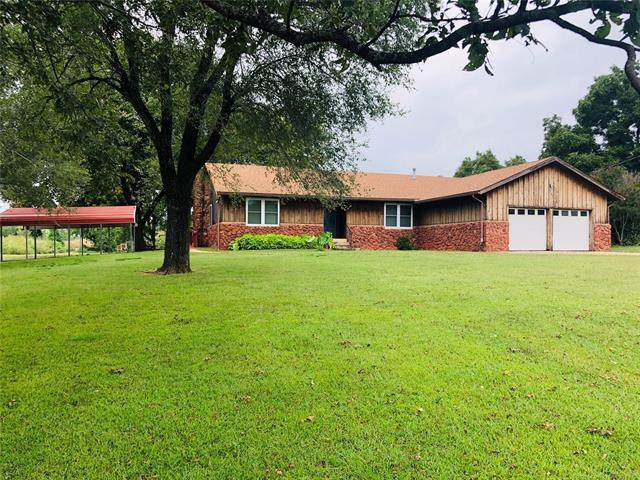 1603 S Linwood Avenue, Cushing, OK 74023 (MLS #2035791) :: Active Real Estate