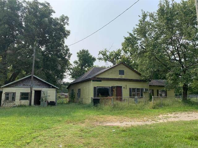 707 N 7th Street, Quinton, OK 74561 (MLS #2035794) :: Active Real Estate