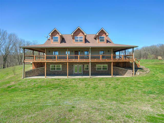 7626 County Road 396, Eucha, OK 74342 (MLS #2035863) :: Active Real Estate