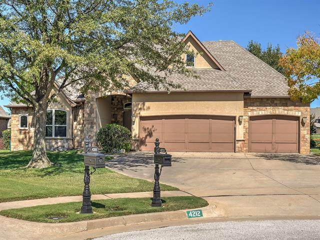 4212 N Lions Court, Broken Arrow, OK 74012 (MLS #2035872) :: Hopper Group at RE/MAX Results