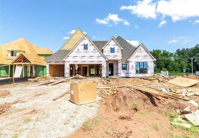 12315 S Granite Avenue E, Bixby, OK 74008 (MLS #2035884) :: Hometown Home & Ranch
